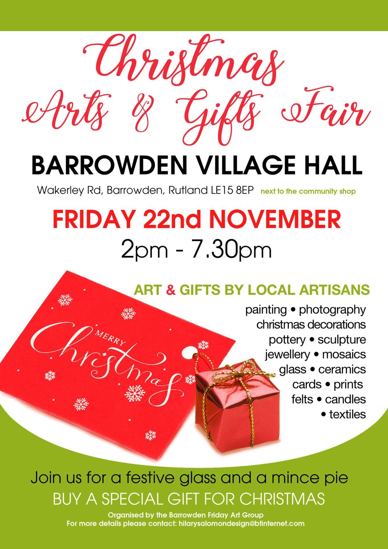 Barrowden Village Hall